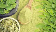 طريقة استخدام عشبة المورينجا للشعر