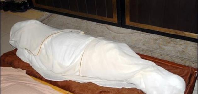 دعاء للميت في قبره مكتوب