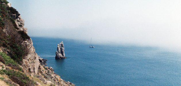 سبب تسمية البحر الأسود بهذا الاسم