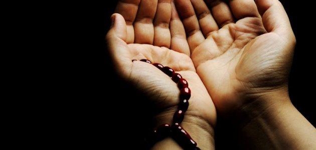 دعاء فك الكرب الشديد عن النبي