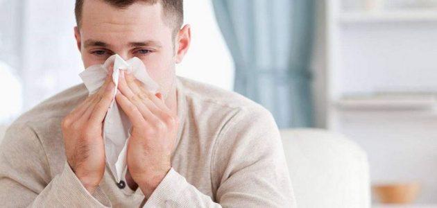 علاج نزلات البرد في المنزل