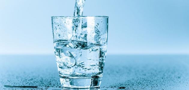 دور الماء في التغذية السليمة