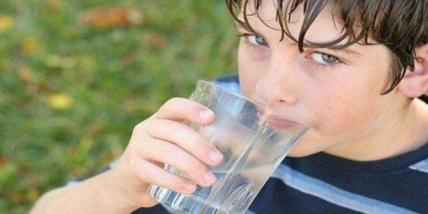 خطر الماء على الأطفال