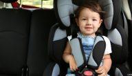 نصائح لمنح طفلك الأمان في السيارة