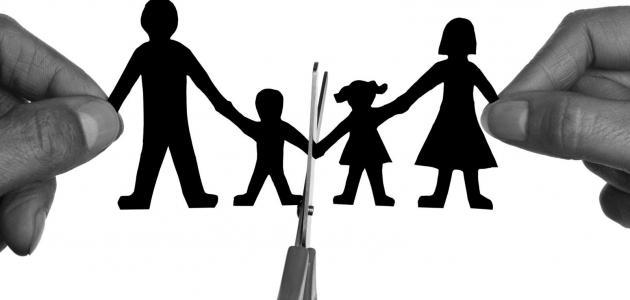 ماذا يحدث بعد الطلاق؟