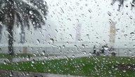 دعاء المطر والرياح والرعد عن النبي