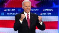 كم عمر جو بايدن الرئيس الأمريكي الجديد