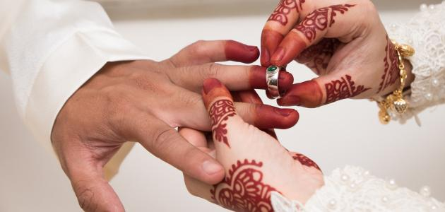 تفسير حلم الزفاف للمتزوجة في المنام لابن سيرين